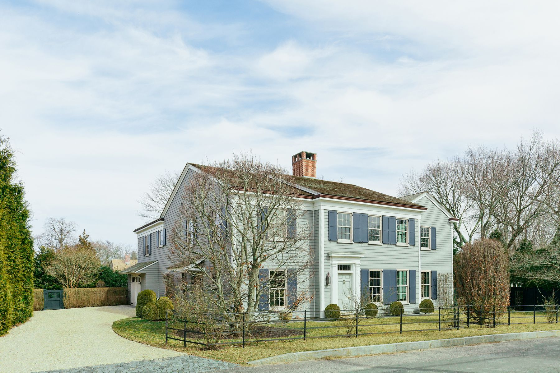 Single Family Home for Active at Luxury Reimagined in Sag Harbor 43 Suffolk Street Sag Harbor, New York 11963 United States