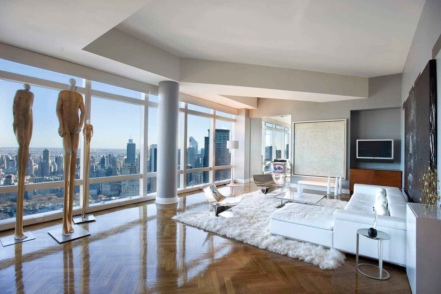 Condominiums por un Venta en 25 Columbus Circle, 75CE New York, Nueva York 10019 Estados Unidos