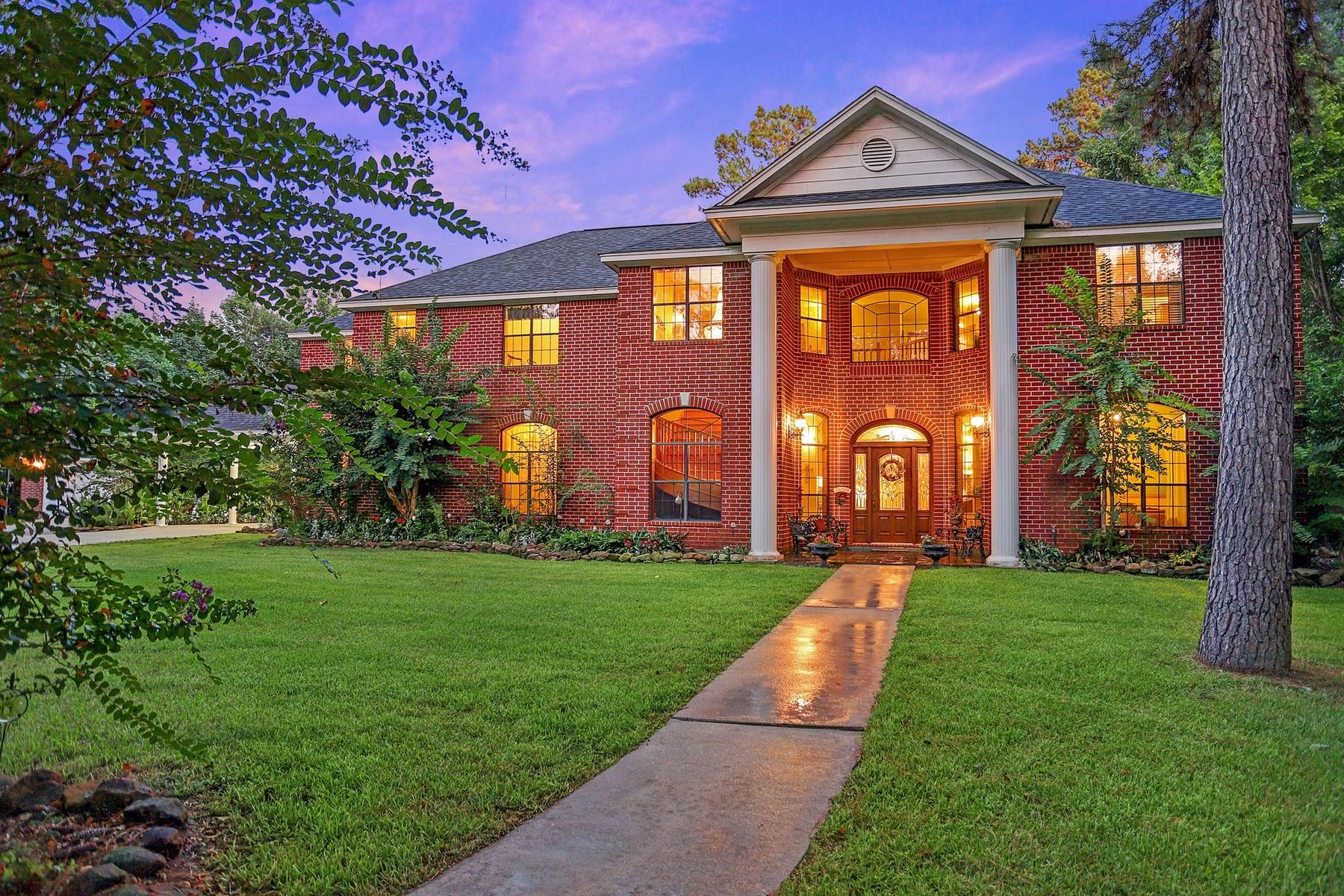 Single Family Homes for Sale at 20818 Highet Place Tomball, Texas 77375 United States