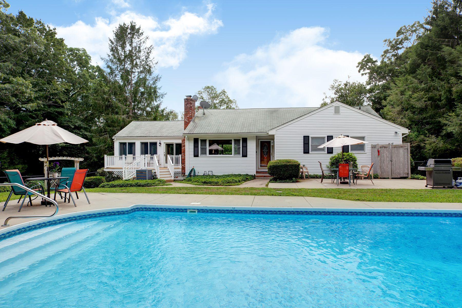 Single Family Homes pour l Vente à 2 Kiahs Way East Sandwich, Massachusetts 02563 États-Unis