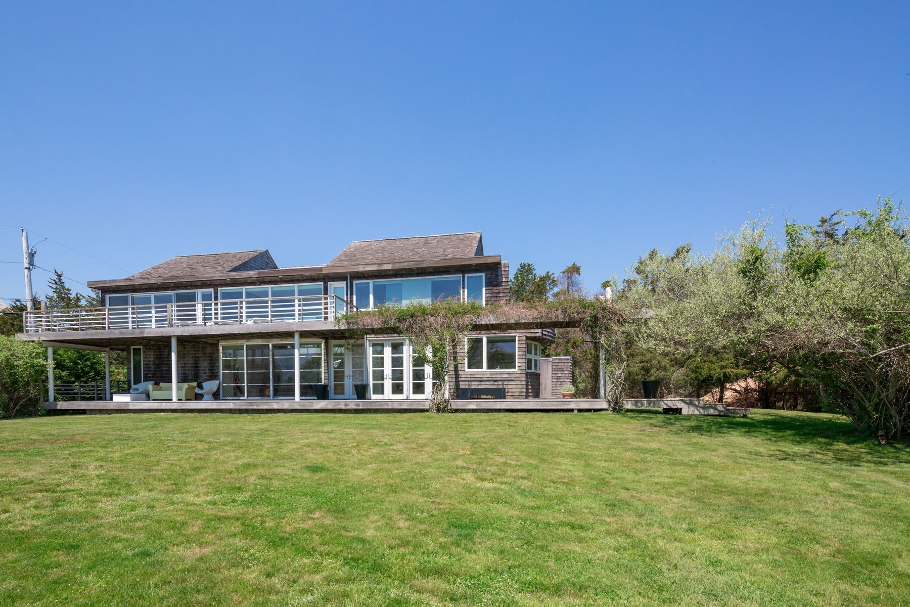 Single Family Home for Active at Ocean Views on Coveted Bluff Road 190 Bluff Road Amagansett, New York 11930 United States