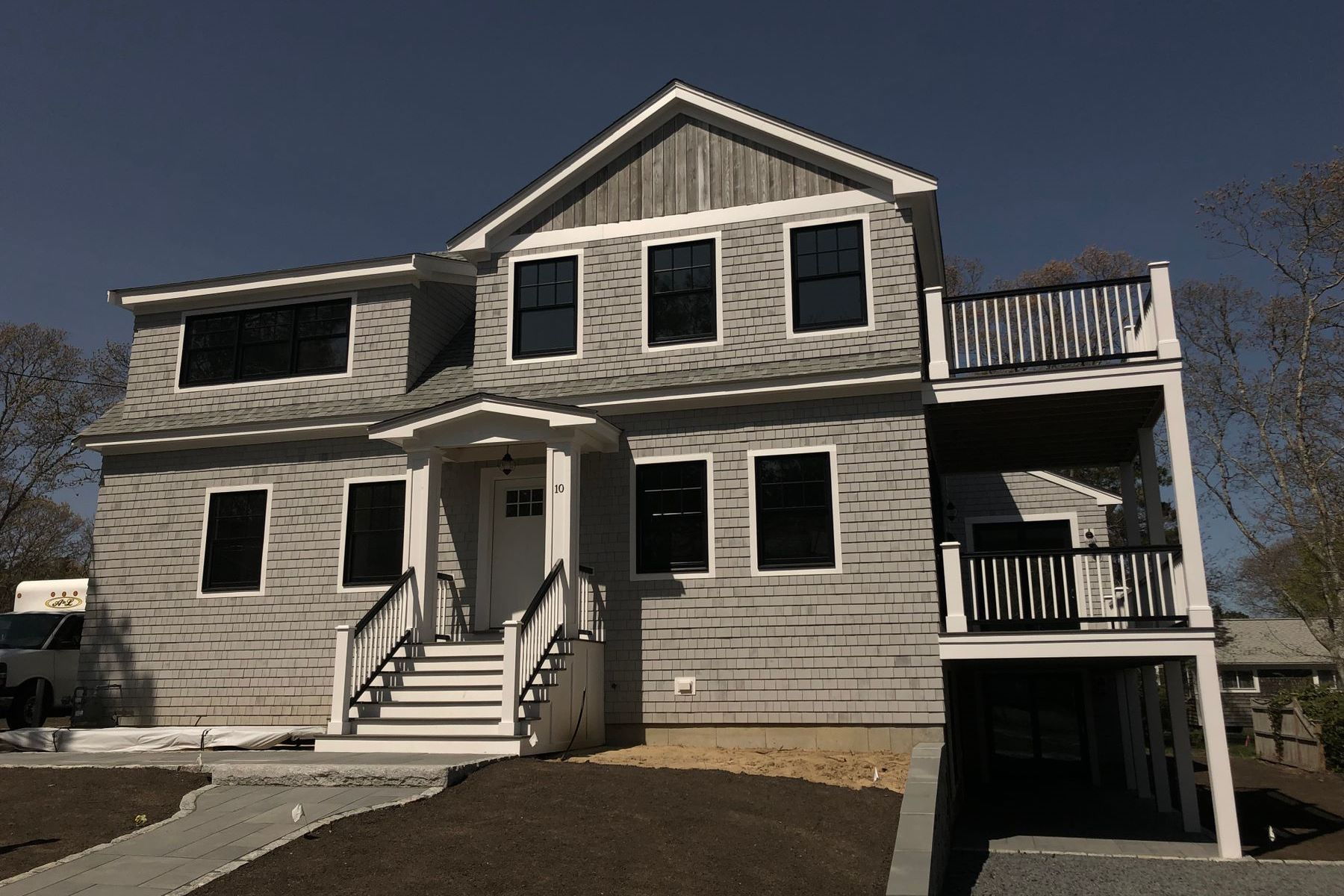 Single Family Home for Active at Pond and Ocean Views in Popponessett 10 Menemsha Road Mashpee, Massachusetts 02649 United States