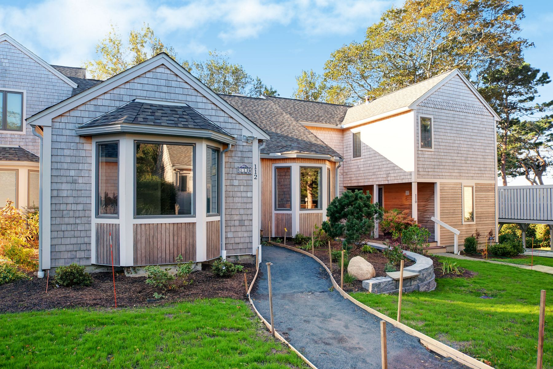 Condominiums 为 销售 在 112 Ships Watch 法尔茅斯, 马萨诸塞州 02540 美国
