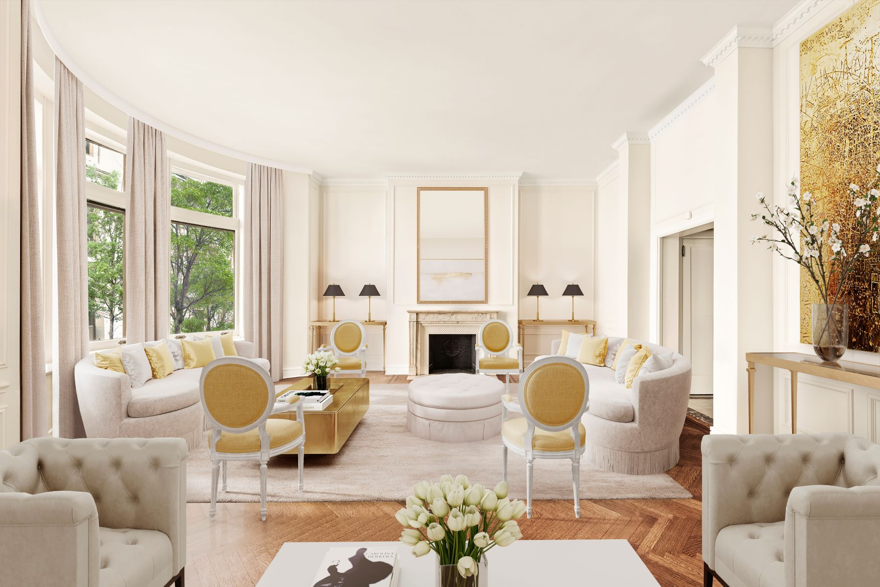 townhouses for Sale at 8 East 63rd Street New York, New York 10065 United States