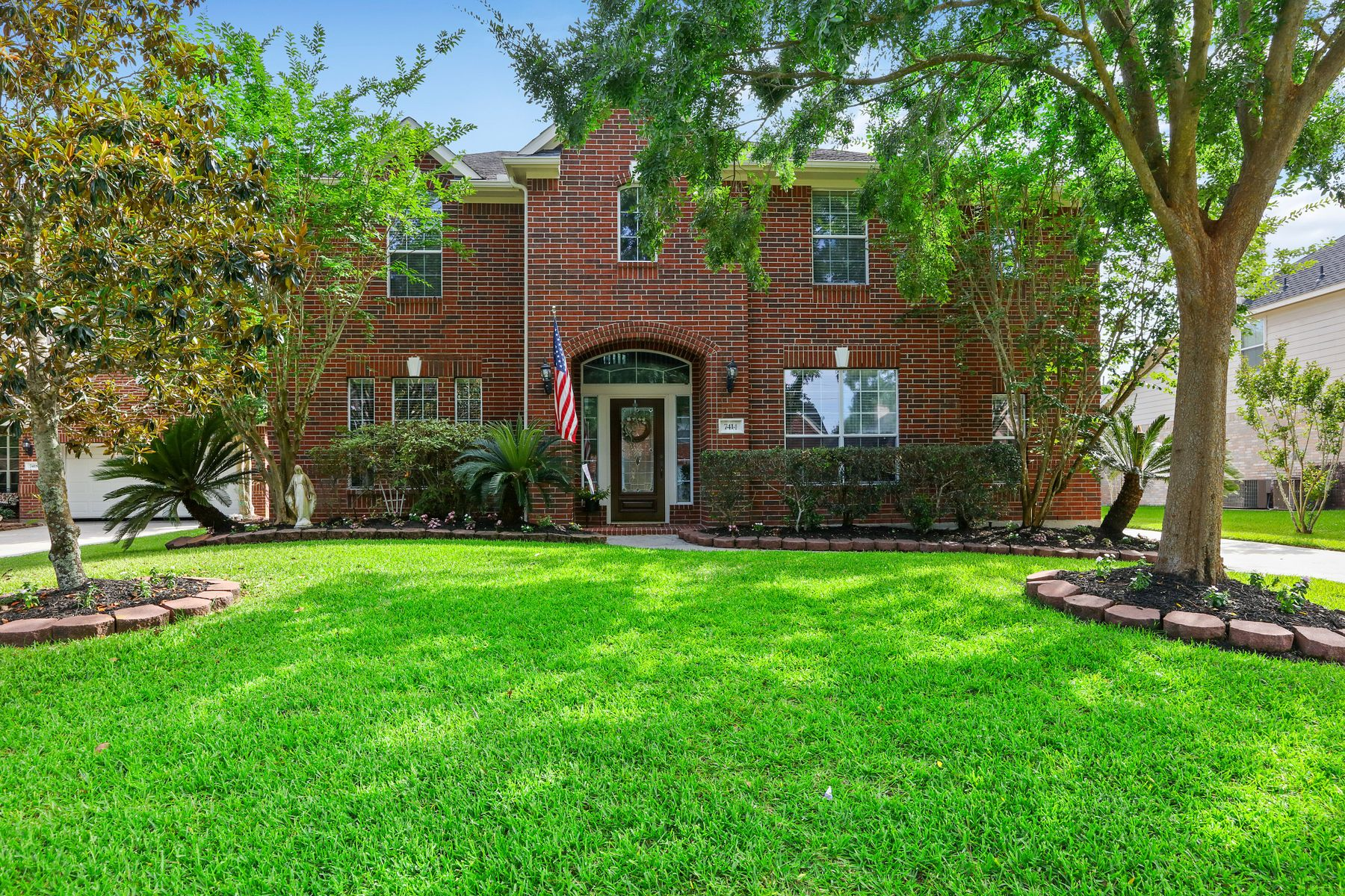 Single Family Homes for Sale at 7414 Passing Pine Court Kingwood, Texas 77346 United States