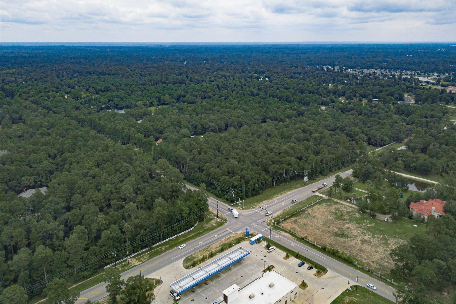 Land for Sale at 5 Acres Hardin Store Road Dobbin-Huffsmith Magnolia, Texas 77354 United States