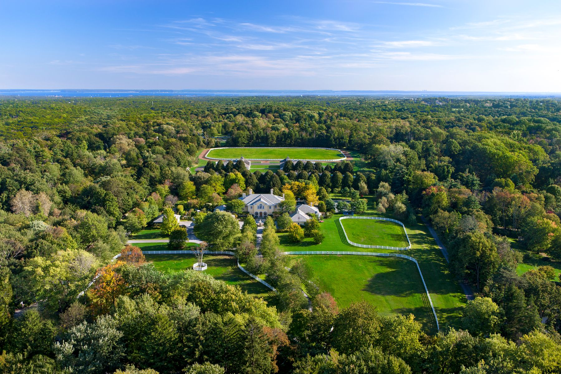Single Family Homes for Active at Old Field Farm 160 John Street Greenwich, Connecticut 06831 United States
