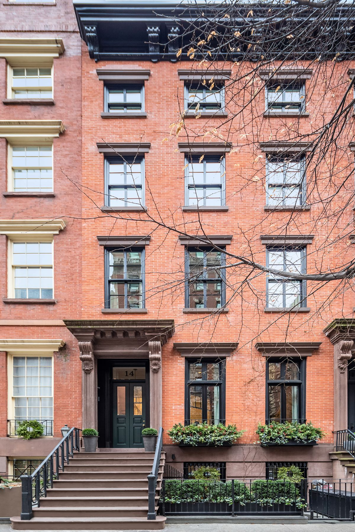 townhouses for Sale at 14 East 11th Street New York, New York 10003 United States