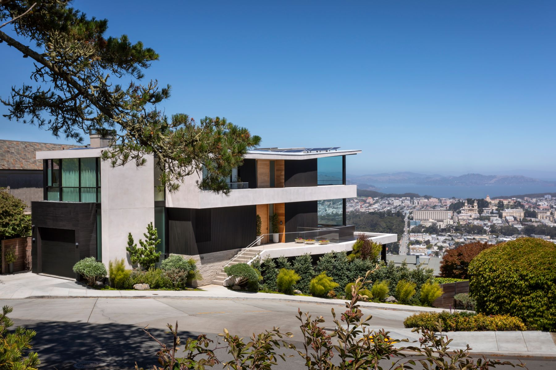 Single Family Homes for Active at Architectural Masterpiece 150 Glenbrook Ave San Francisco, California 94114 United States