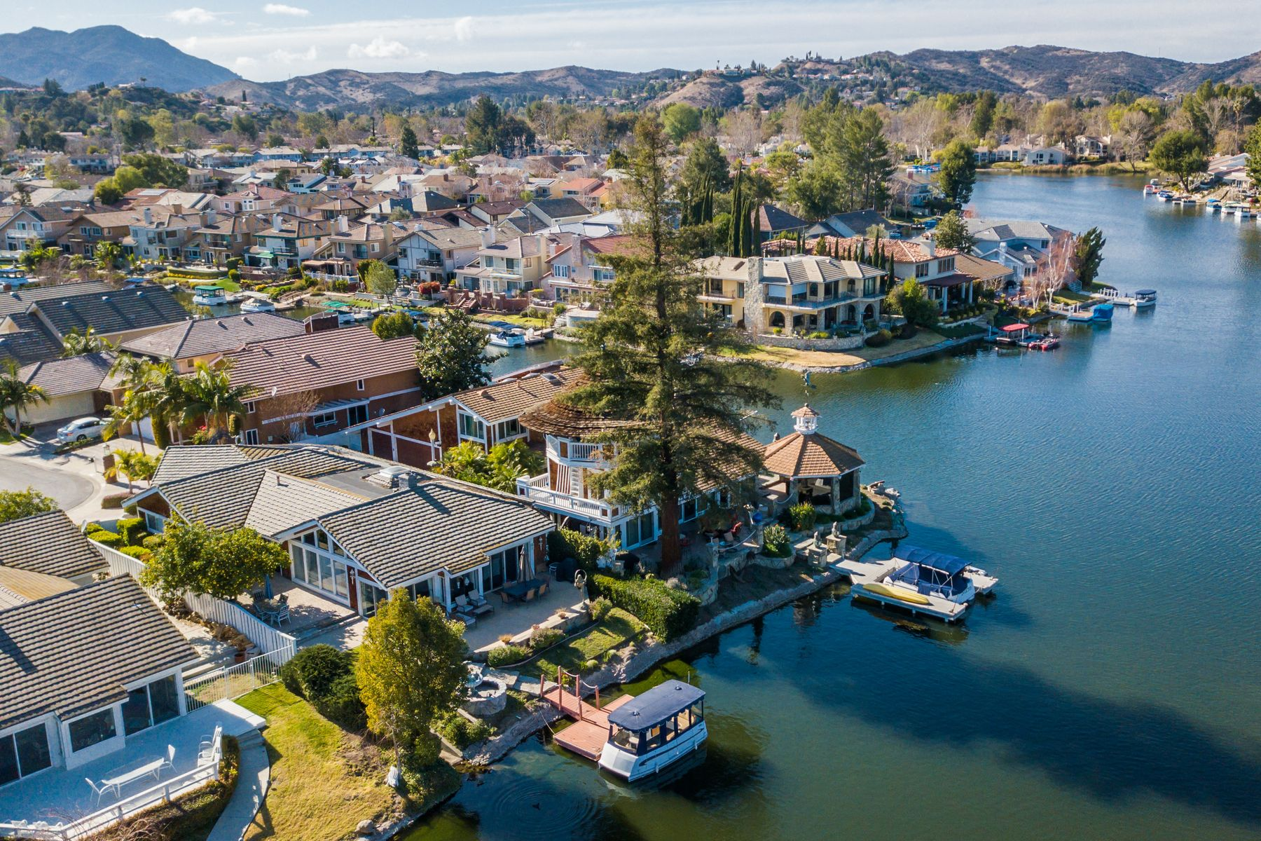 Single Family Homes for Sale at Coveted One Story Westlake Island Westlake Village, California 91361 United States