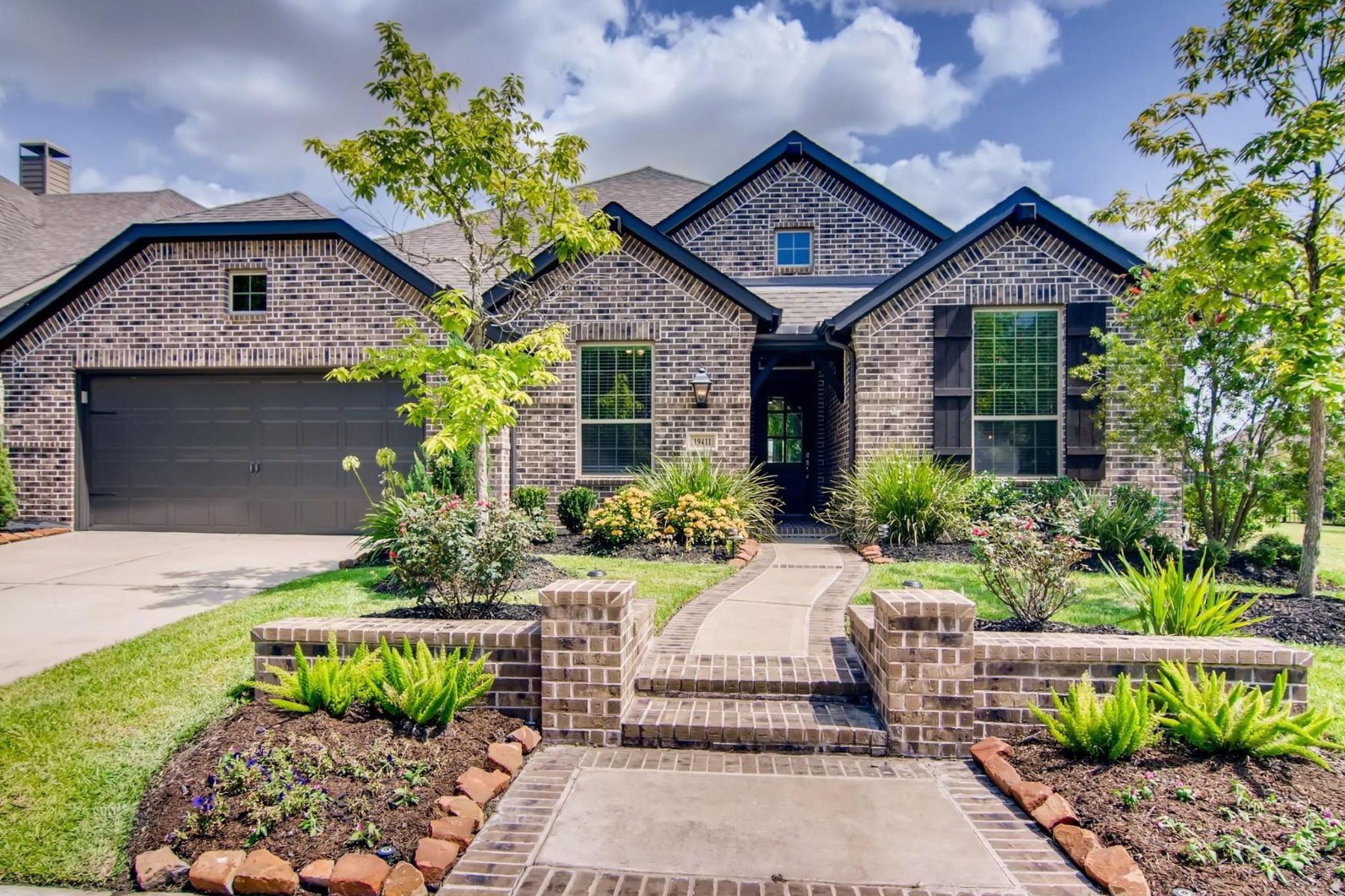 Single Family Homes for Sale at 19411 Trinity River Drive Cypress, Texas 77433 United States