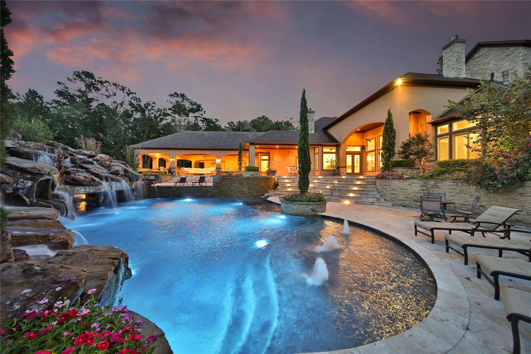 Single Family Homes pour l Vente à Magnolia, Texas 77355 États-Unis