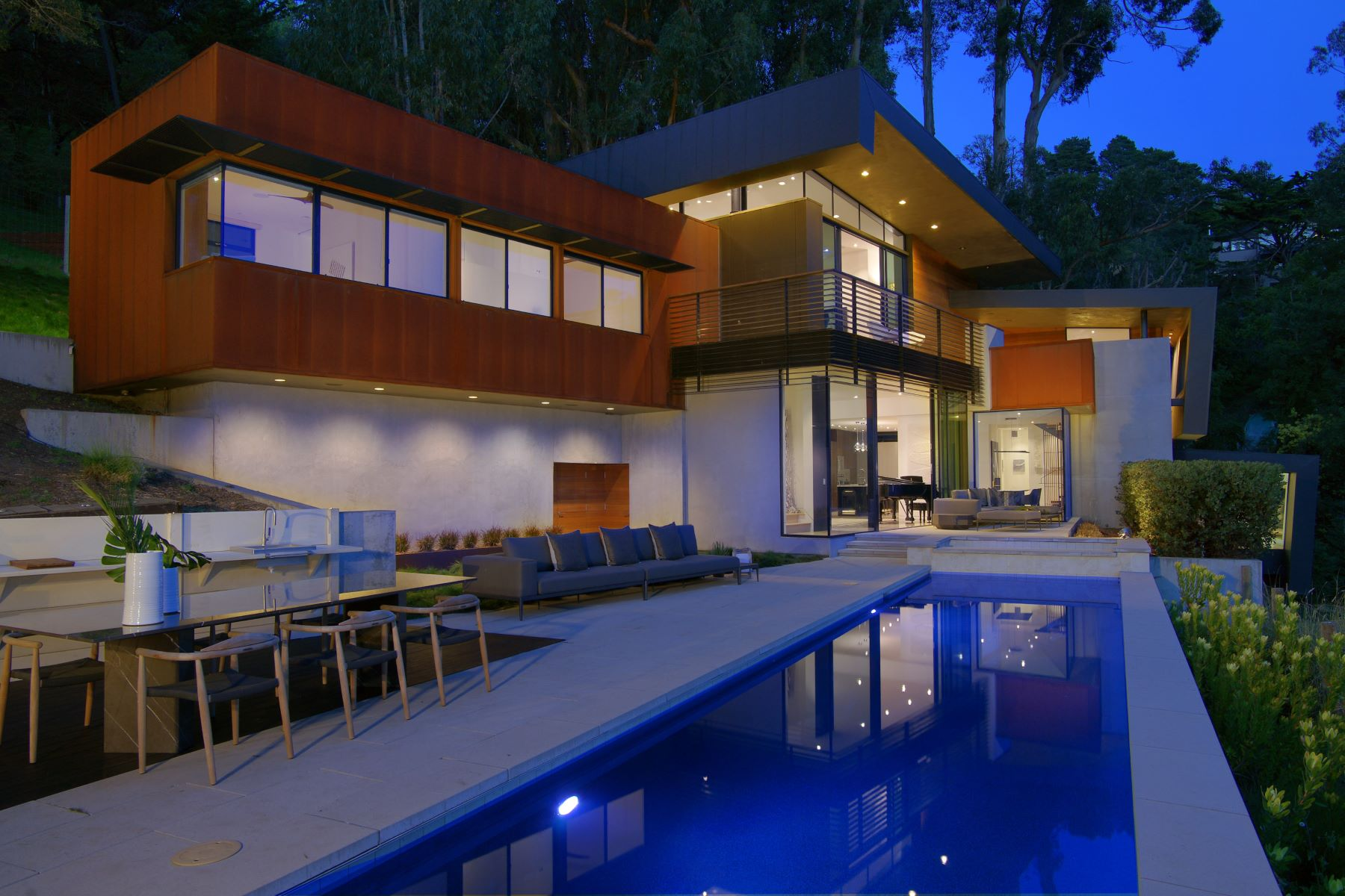 Single Family Homes pour l Vente à The Best of Mill Valley 432 Lovell Ave, Mill Valley, Californie 94941 États-Unis