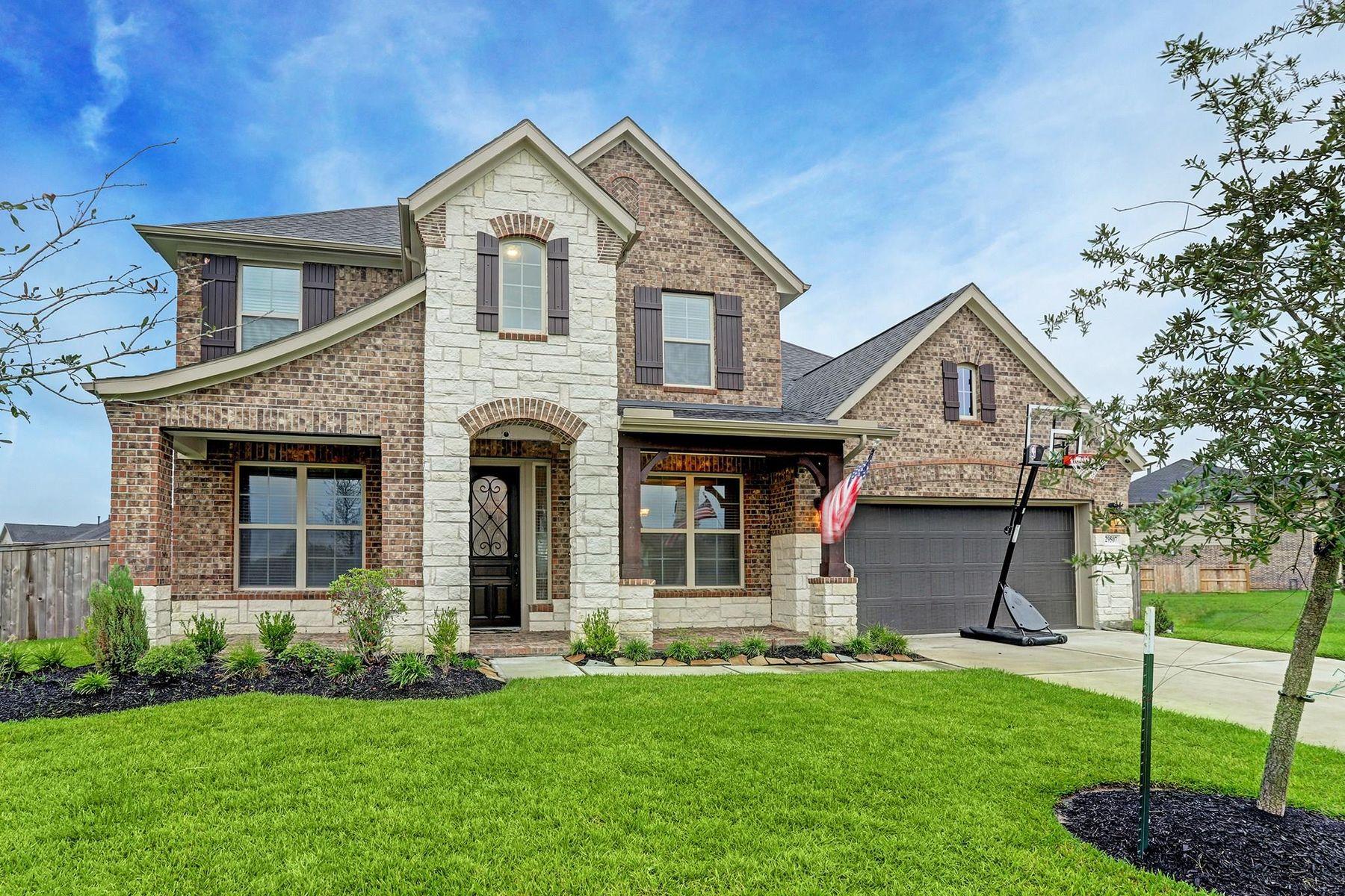 Single Family Homes pour l Vente à Katy, Texas 77494 États-Unis
