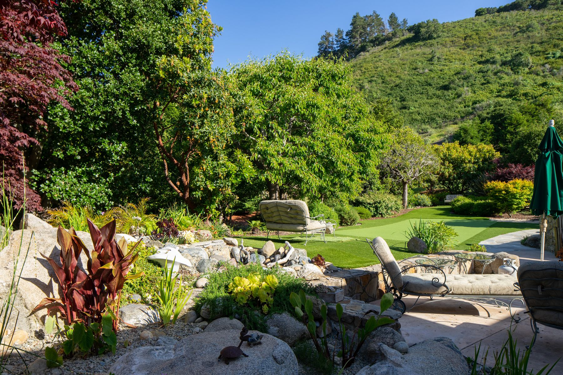 Additional photo for property listing at Quail Tranquility 5465 Quail Meadows Drive Carmel, California 93923 United States