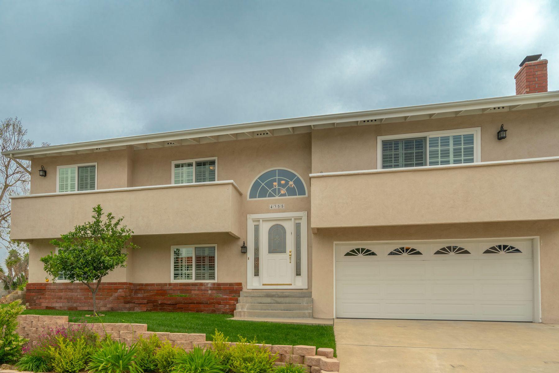 Single Family Homes for Sale at 4355 Avenida Prado Thousand Oaks, California 91360 United States