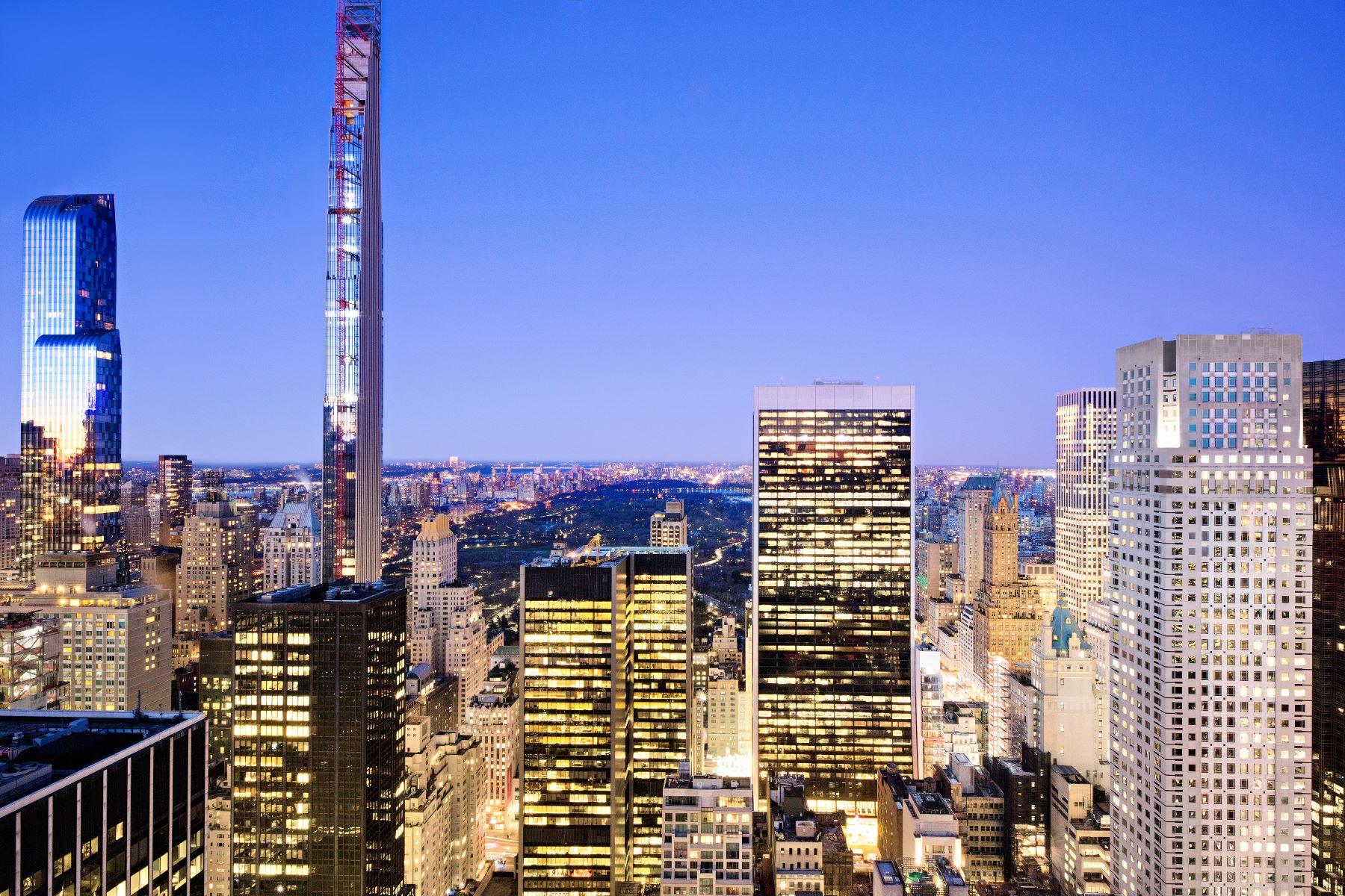 Condominiums 為 出售 在 The Museum Tower Penthouse 15 West 53rd Street, Penthouse, 纽约, 纽约 10019 美國