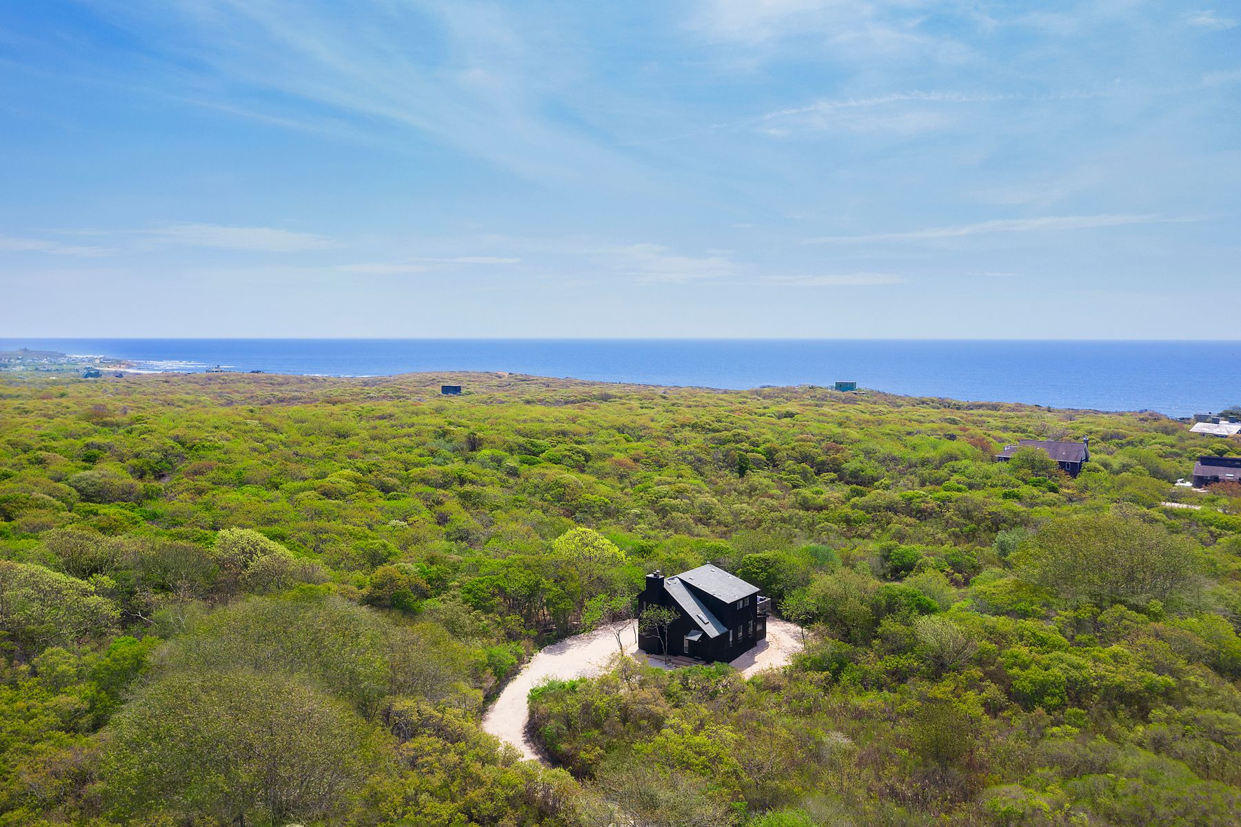 Single Family Homes for Sale at Surfside Retreat 44 North Surfside Avenue Montauk, New York 11954 United States