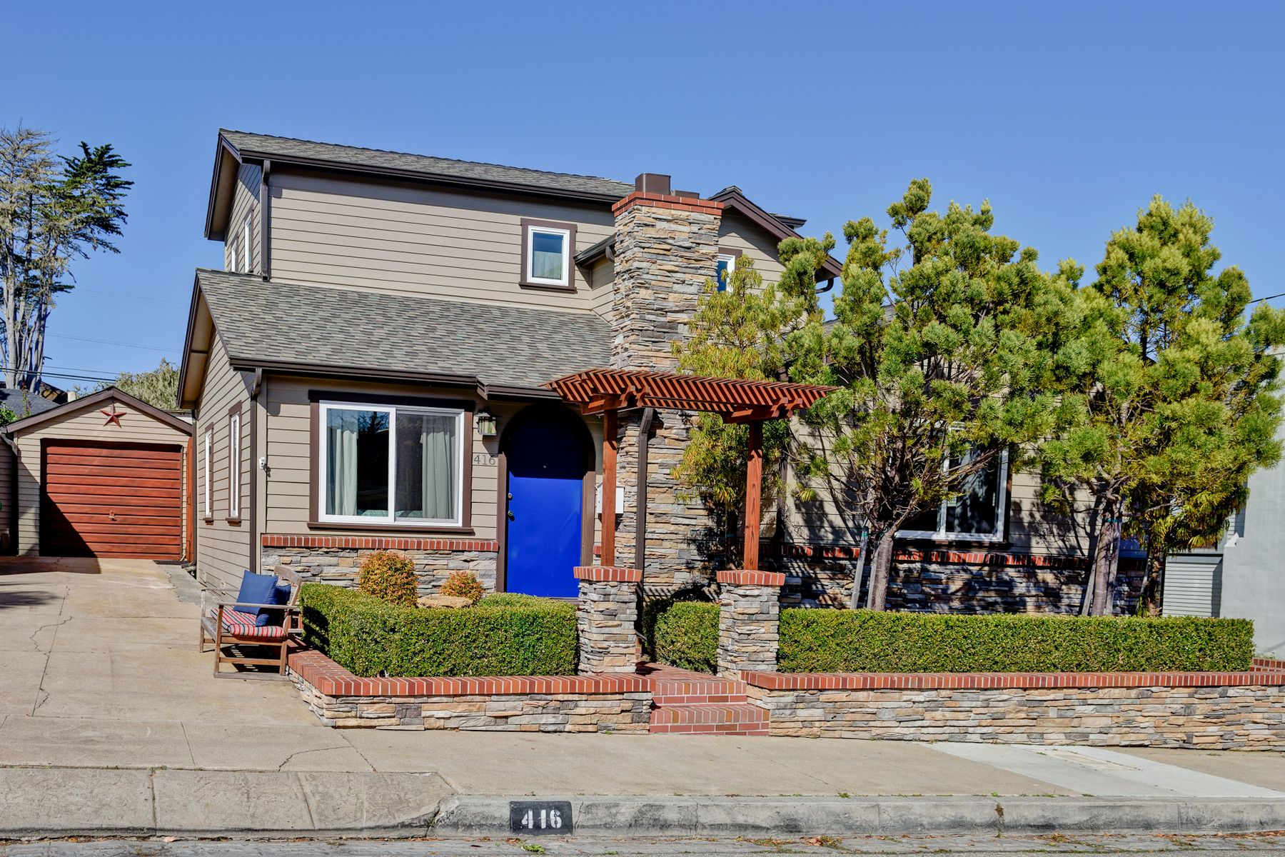 """Single Family Homes for Sale at Fabulous Pacific Grove """"Retreat"""" Home! 416 19th Street Pacific Grove, California 93950 United States"""