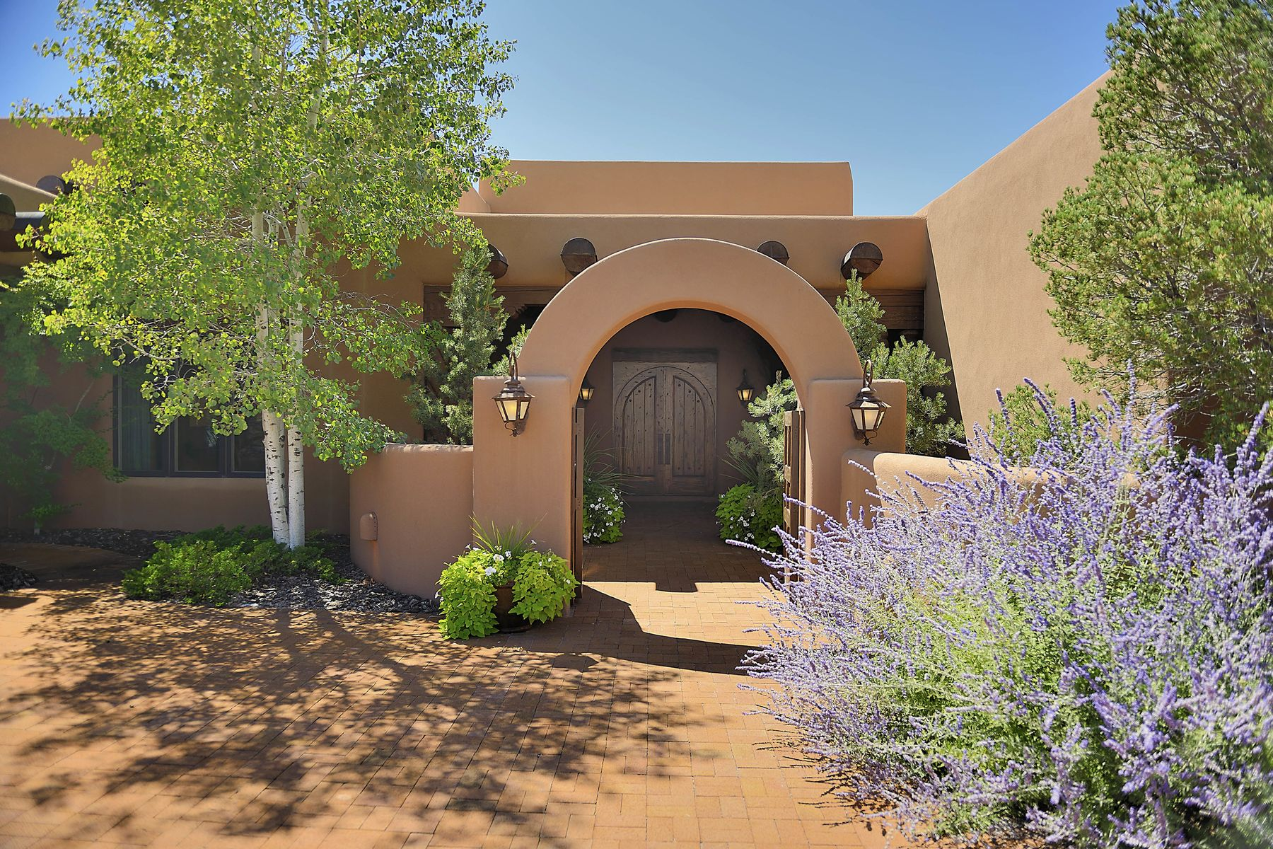 Single Family Homes للـ Sale في 127 Wildhorse Lot 682 127 Wildhorse, Lot 682, Santa Fe, New Mexico 87506 United States