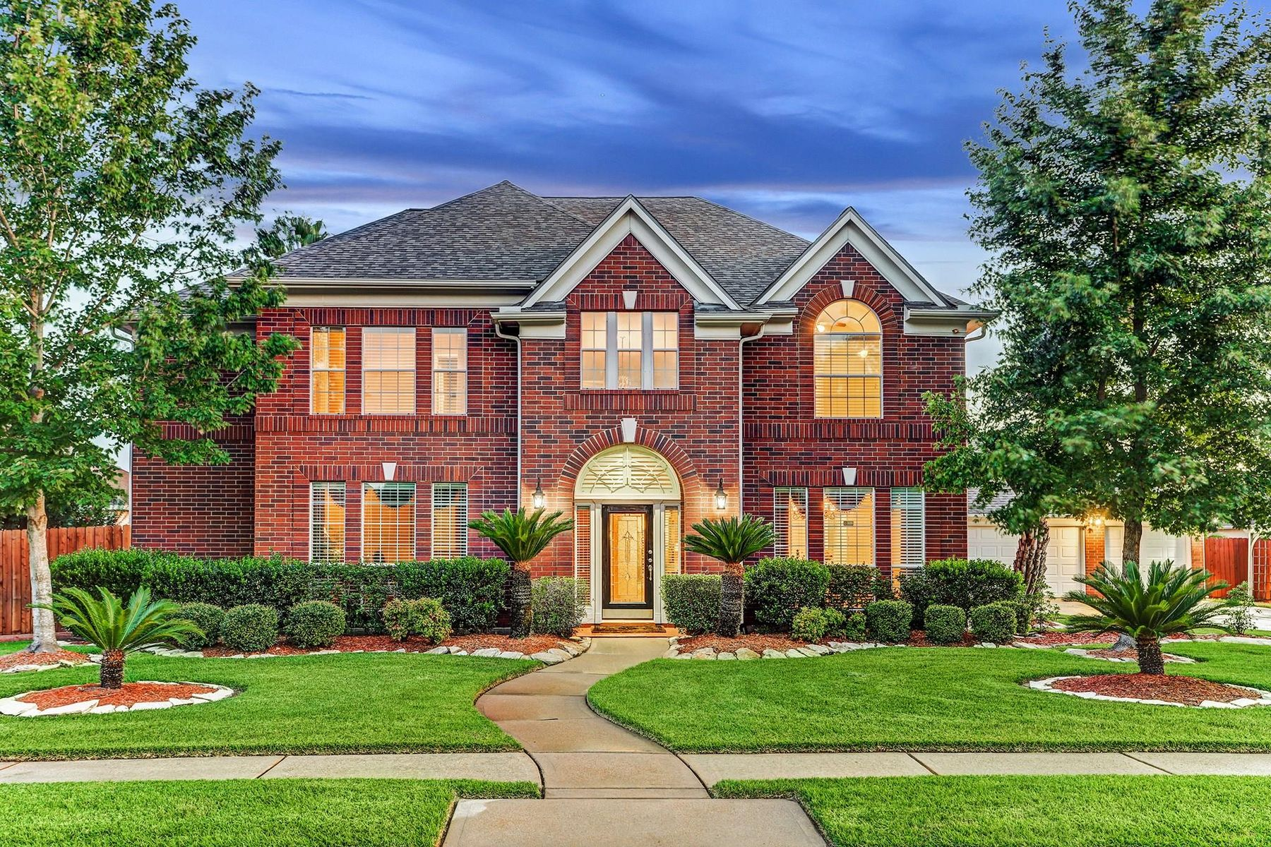 Single Family Homes for Sale at 15807 Township Glen Cypress, Texas 77433 United States