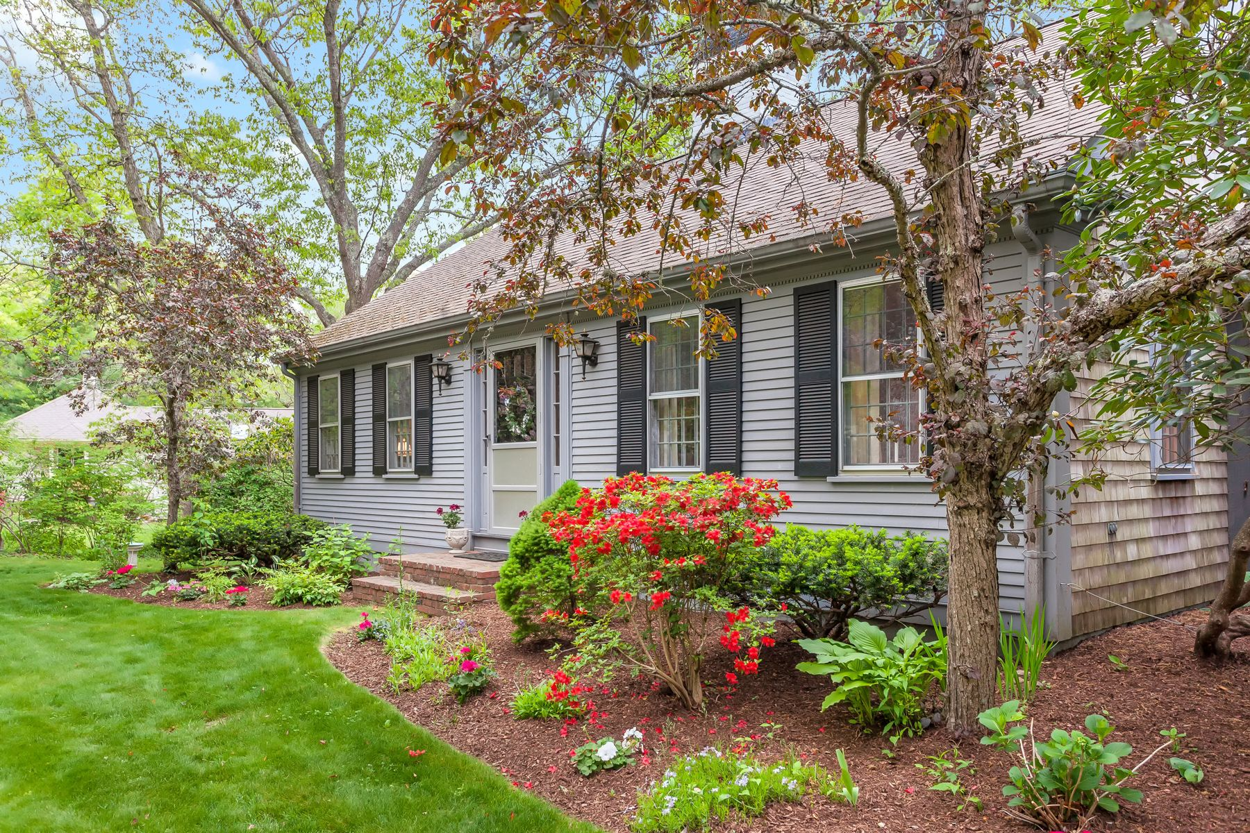 Single Family Homes for Active at Classic Sandwich Cape 24 Shawme Road Sandwich, Massachusetts 02563 United States