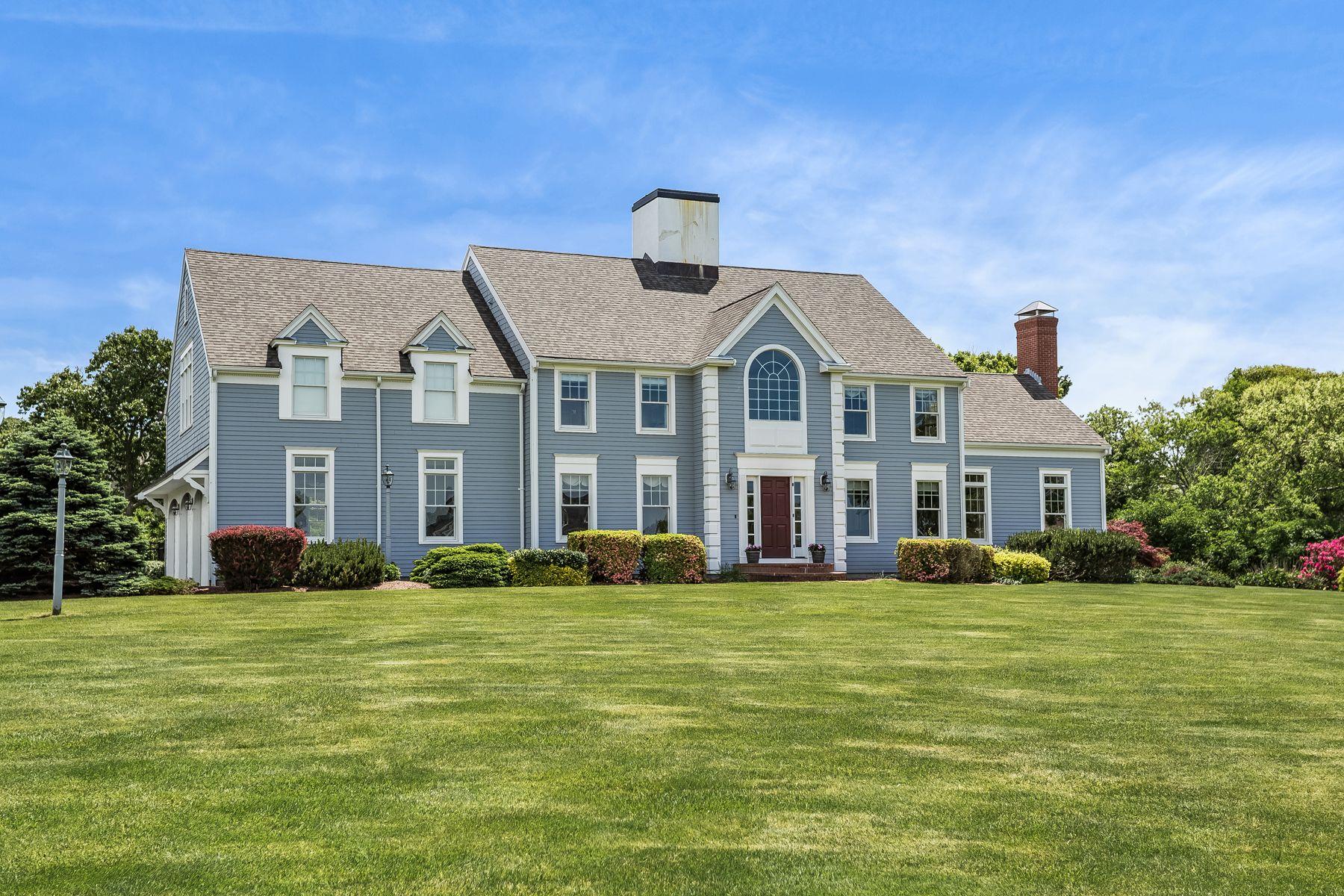 Single Family Homes por un Venta en 40 Torrey Road East Sandwich, Massachusetts 02537 Estados Unidos