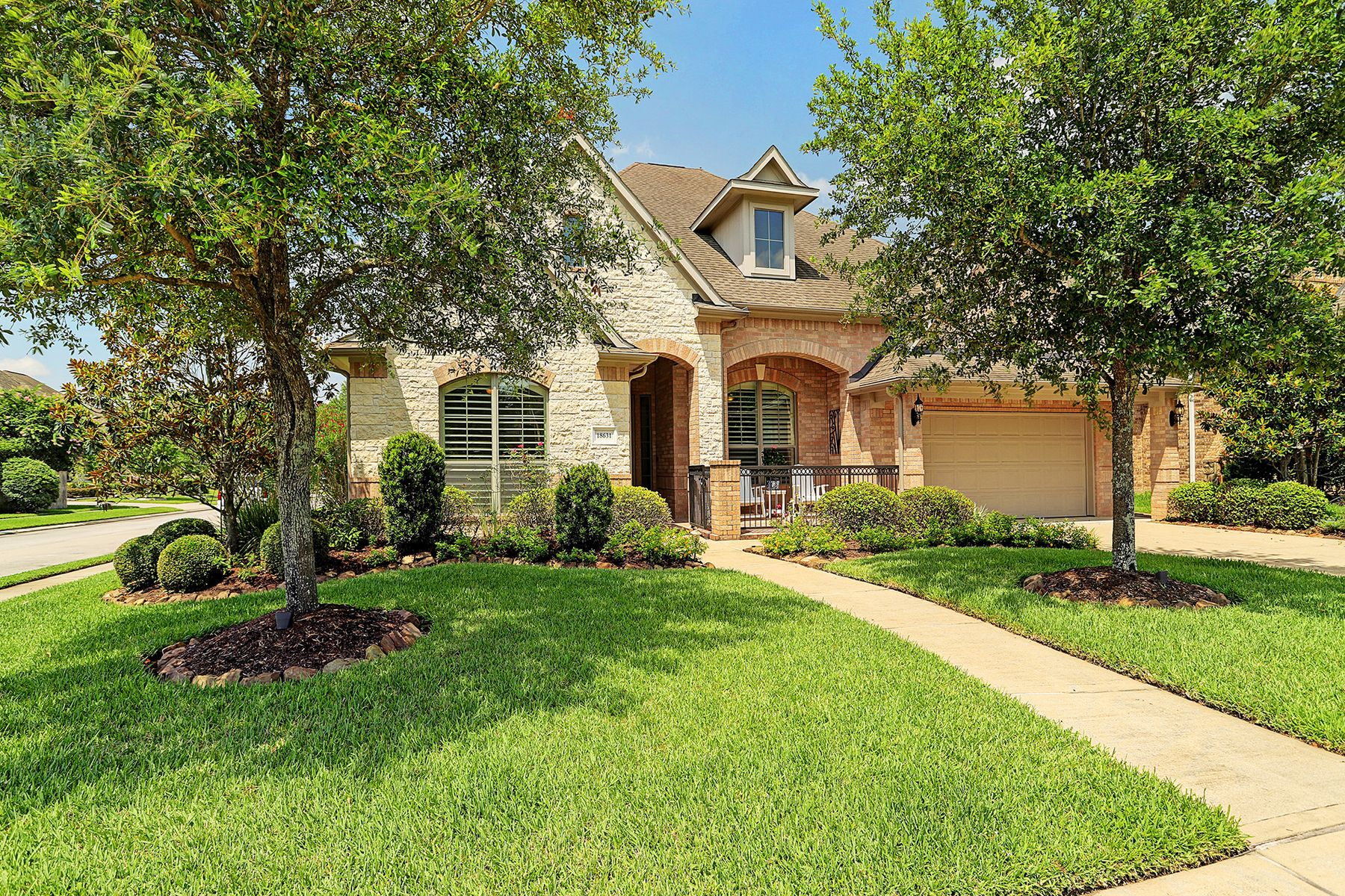Single Family Homes for Sale at 18631 Duke Lake Drive Spring, Texas 77388 United States