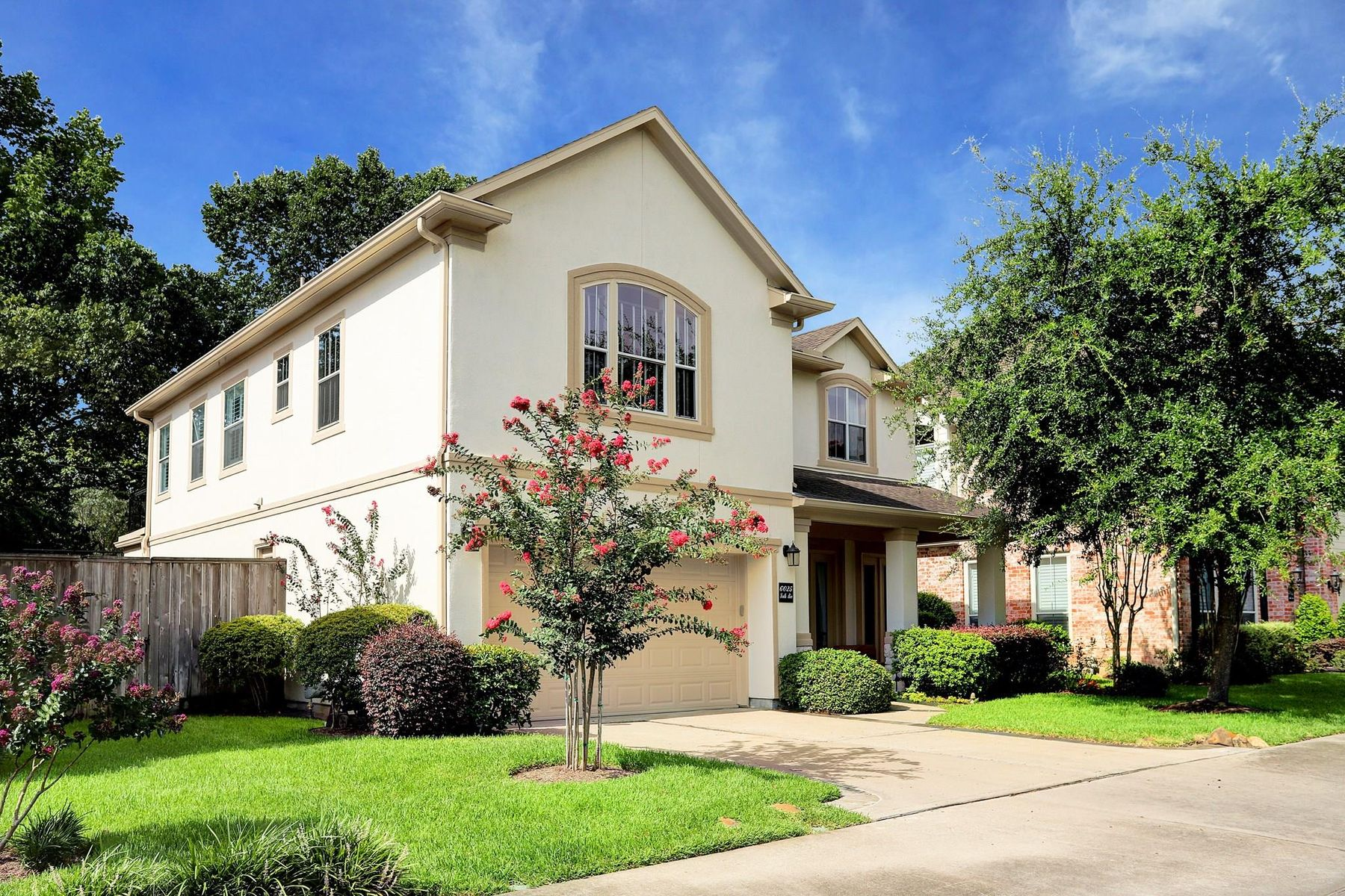Single Family Homes for Sale at 6025 S Rice Avenue Bellaire, Texas 77401 United States