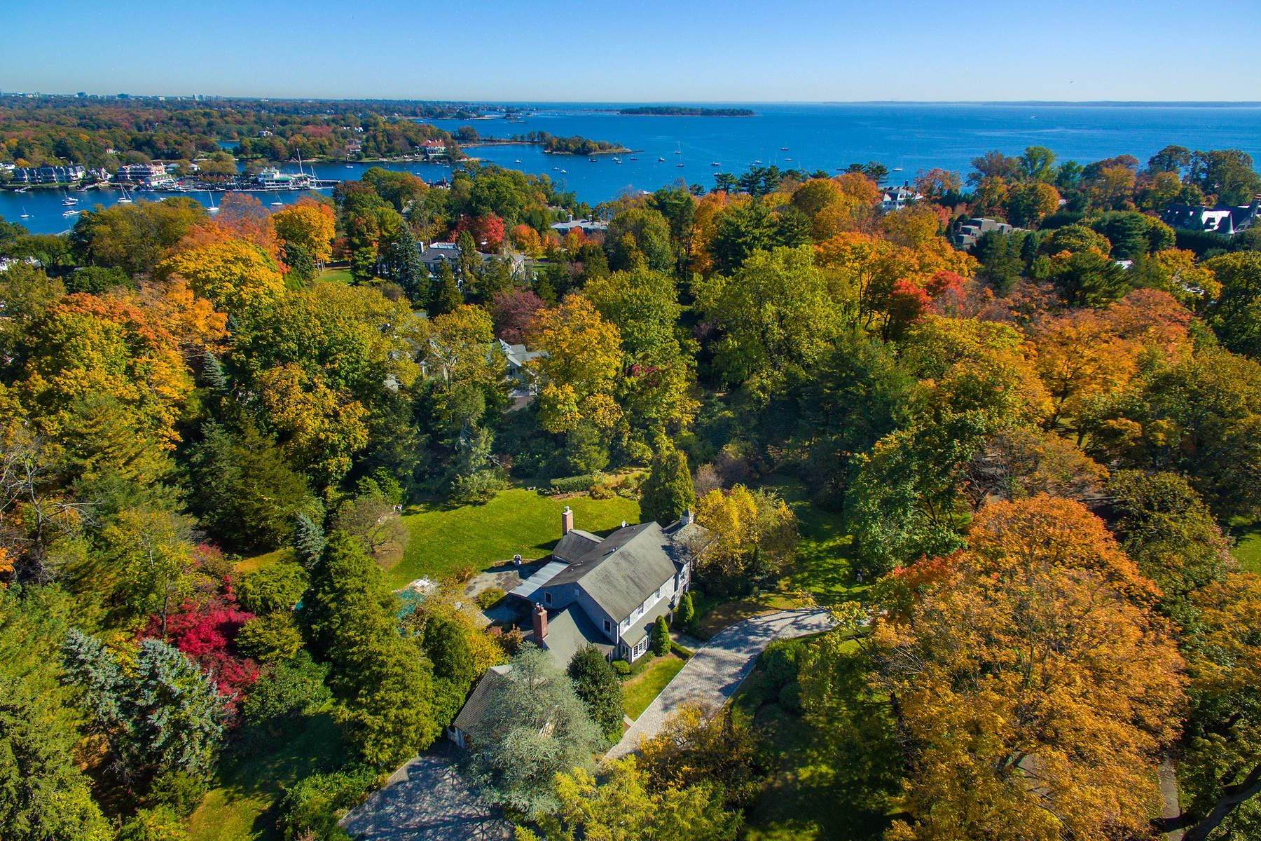 Single Family Homes for Sale at 9 Field Point Circle Greenwich, Connecticut 06830 United States