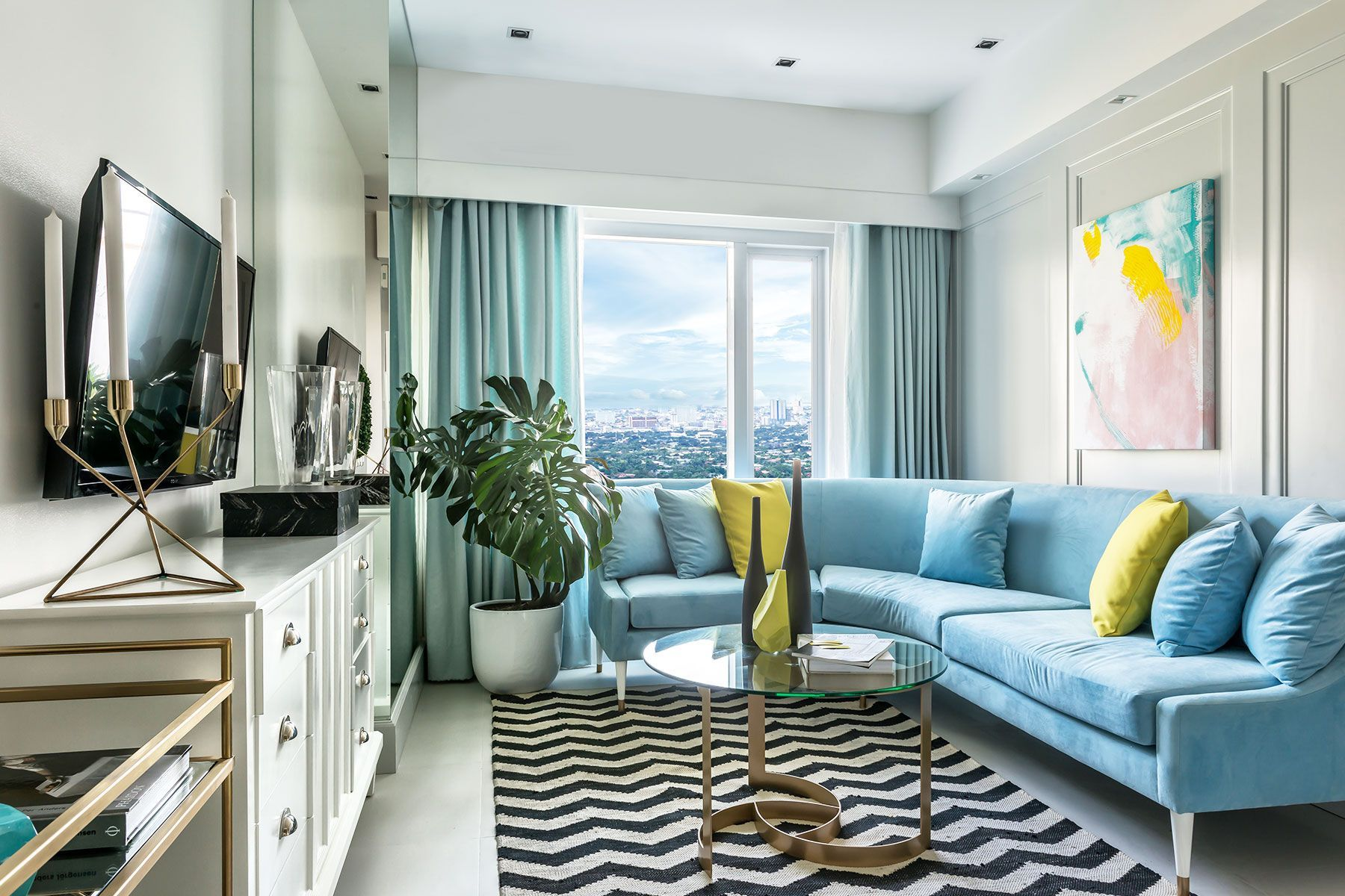 Condominiums for Sale at Three Bedroom Unit at Capitol Commons Pasig, Luzon Philippines