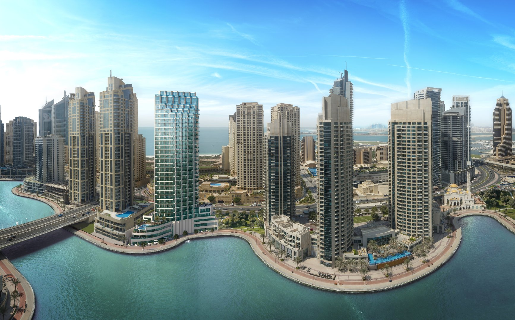 Apartments for Sale at Full Marina View One Bedroom Liv residence Dubai, Dubai United Arab Emirates