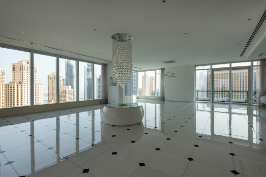 Property for Sale at Bespoke Penthouse with Panoramic Views in Dubai Marina Dubai, Dubai United Arab Emirates