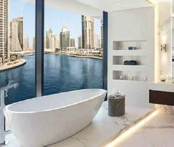 Multi-Family Homes for Sale at DUPLEX PENTHOUSE Full Marina Views Dubai, Dubai United Arab Emirates