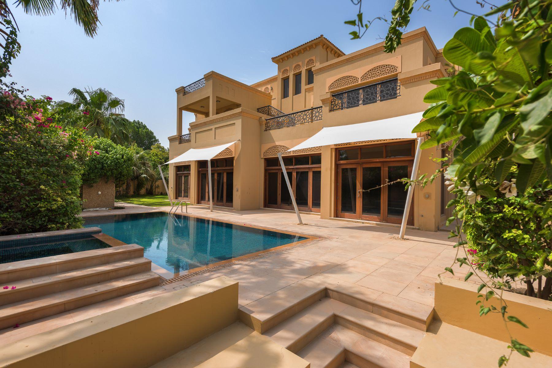 Other Residential Homes for Sale at Al Barari B type Corner villa extended plot.. Dubai, Dubai United Arab Emirates