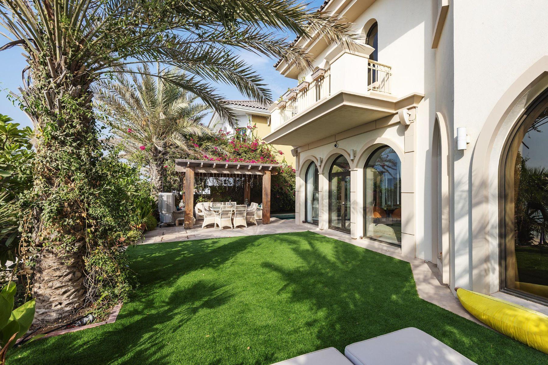 Property for Sale at 5 Bed Mediterranean with Atlantis view. Dubai, Dubai United Arab Emirates