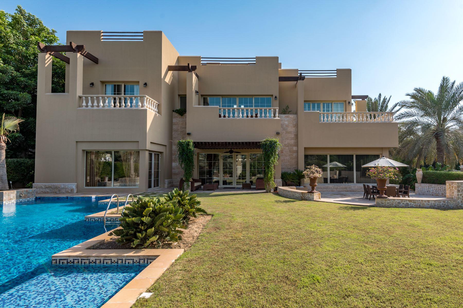 Other Residential Homes for Sale at Luxurious Villa Full Golf Views Sector R Dubai, Dubai United Arab Emirates