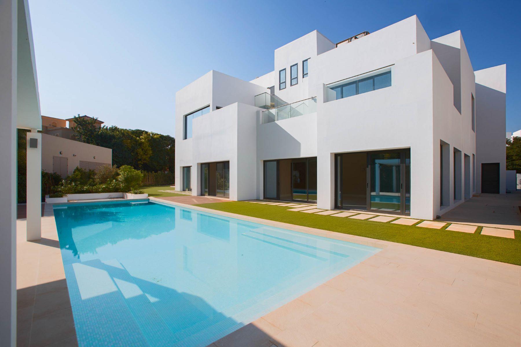 Other Residential Homes für Verkauf beim The Reserve Al Barari bespoke ready villa Dubai, Dubai Vereinigte Arabische Emirate