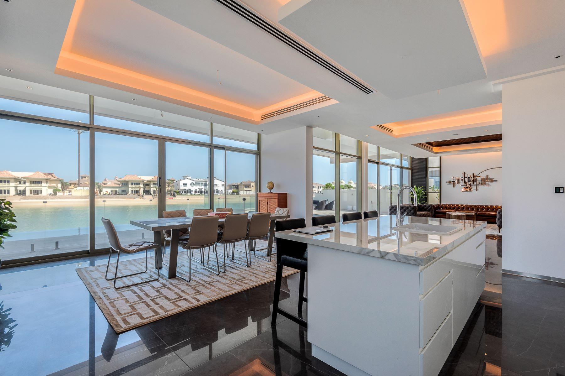 Other Residential Homes por un Venta en Custom Build Smart Home Furnished 5 Bedroom Dubai, Dubai Emiratos Arabes Unidos