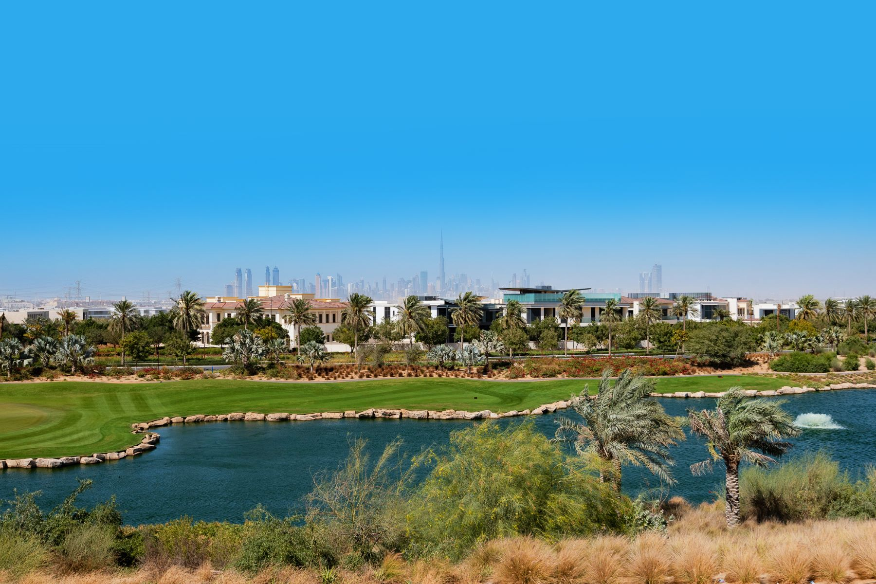 Other Residential Homes for Sale at Luxury Mansion with Full Downtown & Golf Views. Dubai, Dubai United Arab Emirates