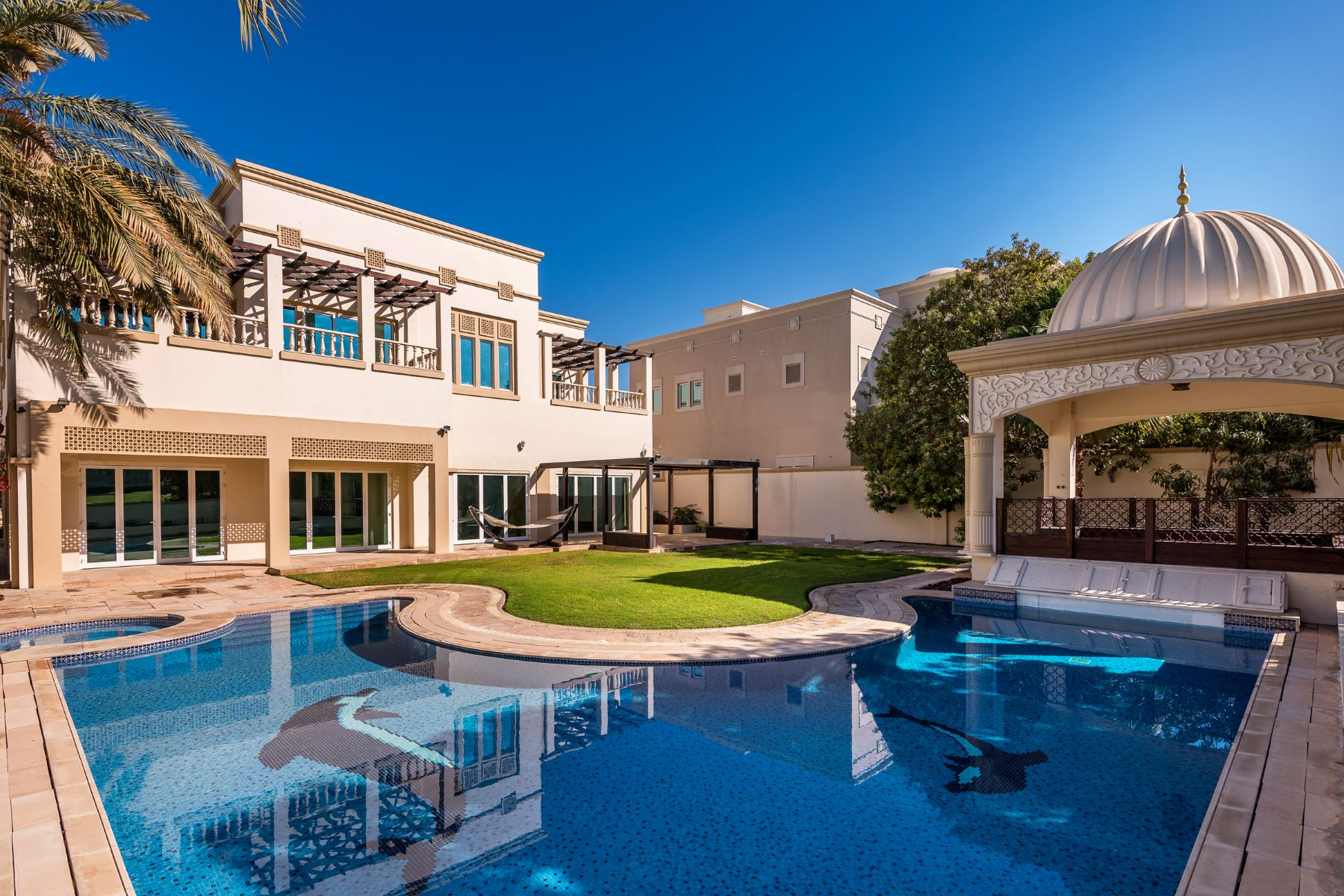 Other Residential Homes for Sale at Upgraded 6 Bed Golf Course View Vacant Dubai, Dubai United Arab Emirates