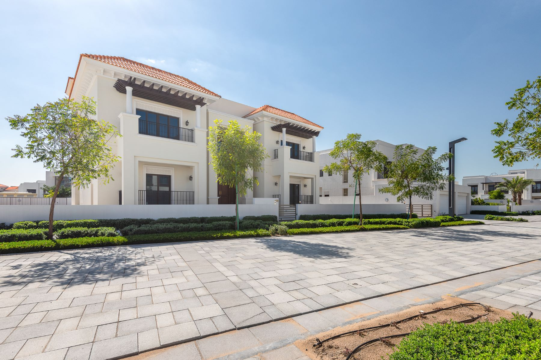 Other Residential Homes 为 出租 在 Stunning 7 Bedrooms Mansion Mediterranean Style 迪拜, 杜拜 阿联酋