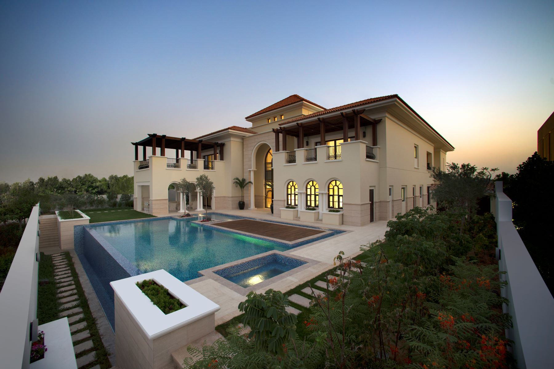 Other Residential Homes for Sale at PRIVATE ISLAND AND BEACH DREAM MANSION. Dubai, Dubai United Arab Emirates