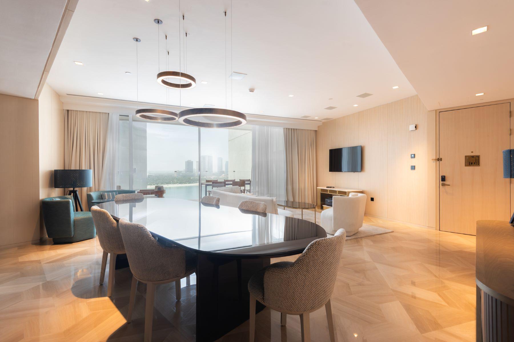 Apartments for Sale at Stunning 3 bed + Maids furnished FIVE PJ FIVE Palm Jumeirah Palm Jumeirah Dubai, Dubai 0000 United Arab Emirates