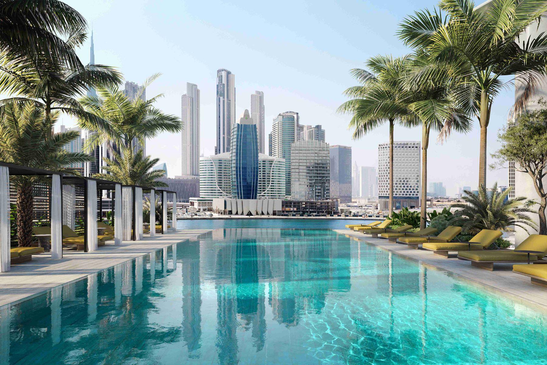 Apartments por un Venta en Dorchester Collection Exquisite 3 Bed Apartment Dubai, Dubai Emiratos Arabes Unidos