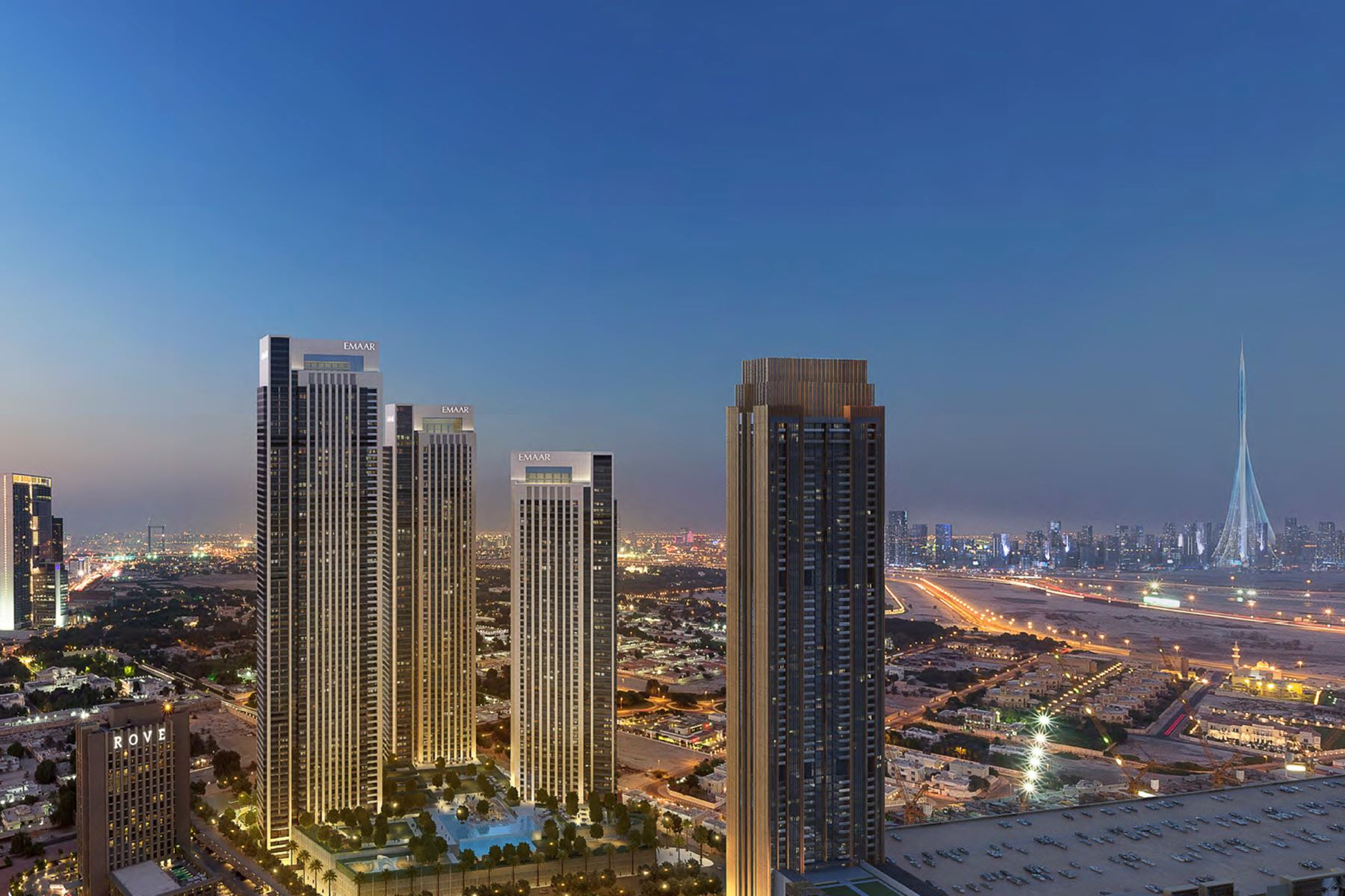 Additional photo for property listing at Pay 20% To Move In  1 Bed Investment Opportunity Dubai, Dubai United Arab Emirates