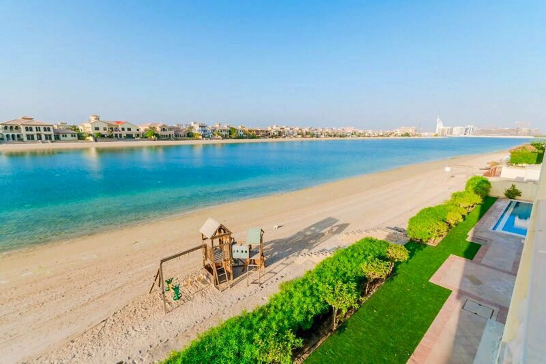 Other Residential Homes 为 出租 在 Fully Furnished Villa with Private Beach and Pool Signature Villas, Palm Jumeirah 迪拜, 杜拜 12345 阿联酋