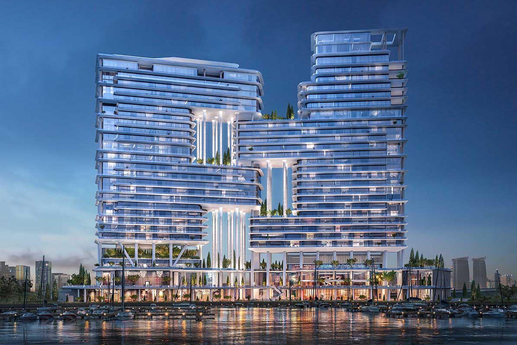 Apartments para Venda às Duplex unit in the Iconic Dorchester Collection Dorchester Collection Dubai, Business Bay Dubai, Dubai 0 Emirados Árabes Unidos