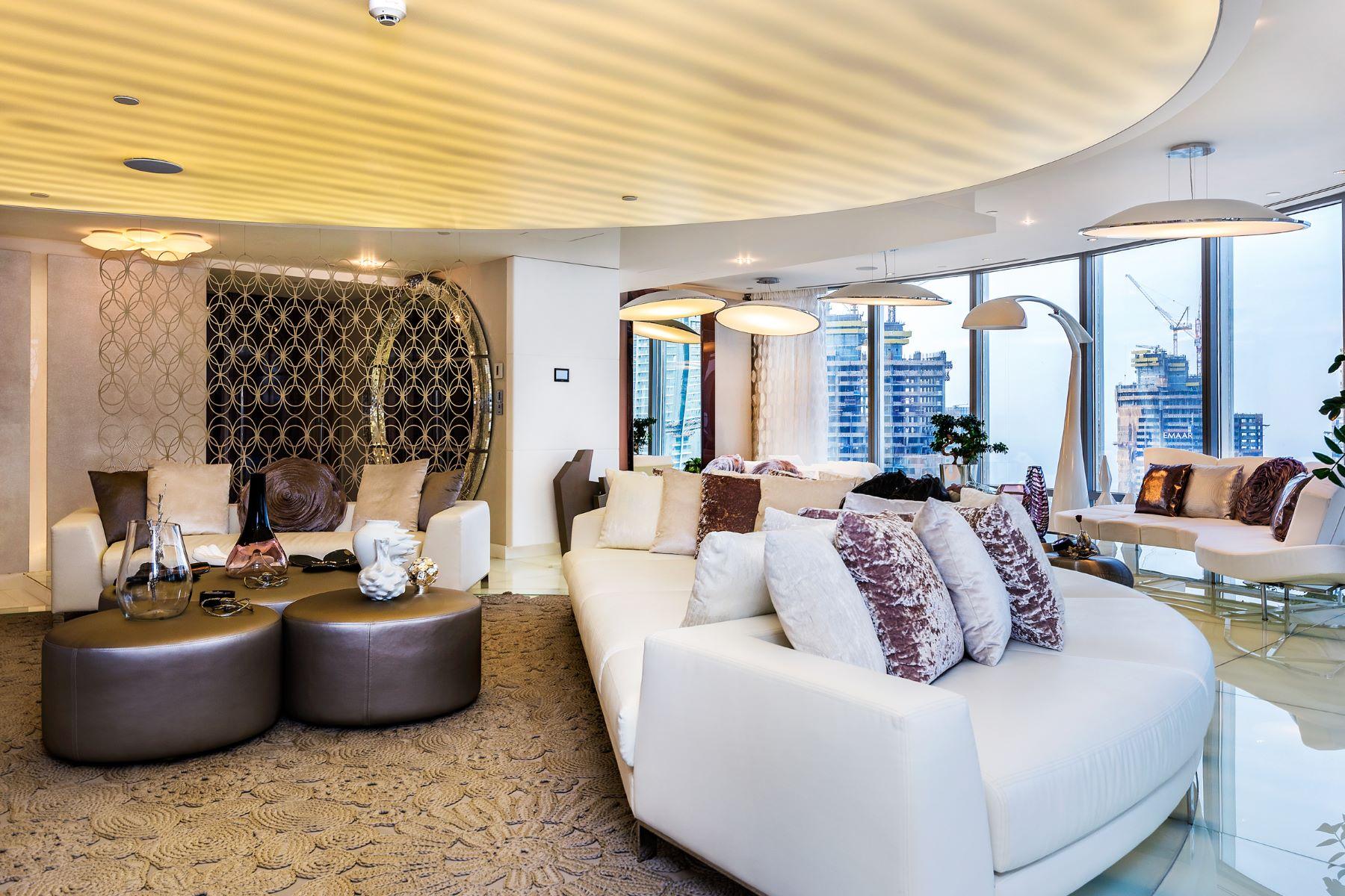 Apartments para Venda às Burj Khalifa Penthouse, Downtown. Dubai, Dubai Emirados Árabes Unidos