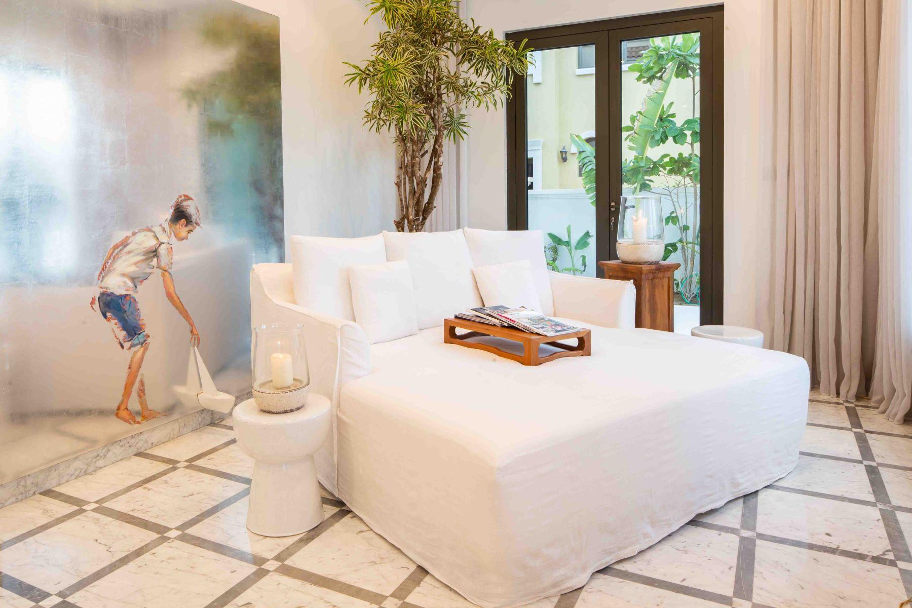 Other Residential Homes for Sale at Upgraded Signature Villa Sea View Rare Type Dubai, Dubai United Arab Emirates